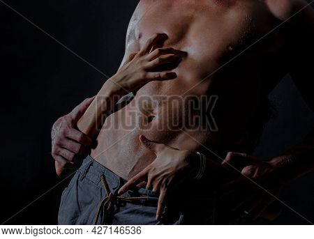 Sexual Experience, Dirty Crazy Sex. Human Sexuality Activities. Tenderness And Affection. Sensual Co