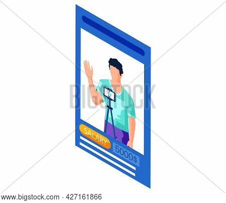 Resume People, Mobile App Application, Job Search, Staff Selection. Recruitment Agency, Hiring Emplo