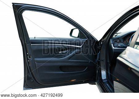 Open Front Car Door