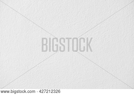 New White Concrete Wall With Cracked Texture Background Grunge Cement Pattern Background Texture