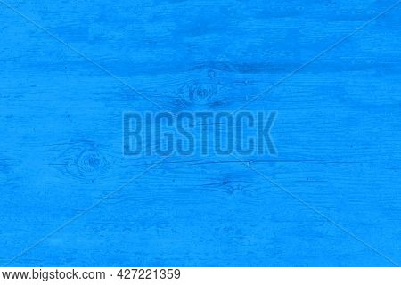 Blue Wooden Boards. Blue Wooden Background, Wood Texture Background Old Pale Scratched Panels, Textu