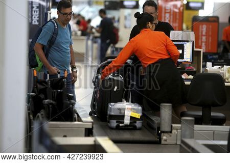 Airline Check-in Service