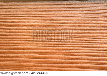 Pattern Of Synthetic Wood Wall Close Up Texture Background