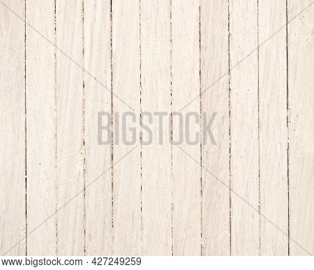 White Oiled Solid Oak Parquet Using Aus Header Or Background With Space For Text.