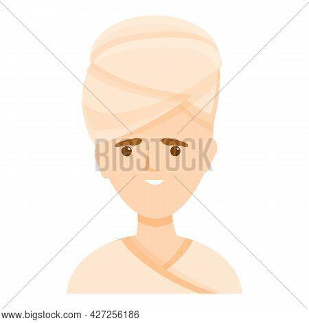 Beauty Salon Hair Care Icon Cartoon Vector. Barber Shop. Spa Hairstyle