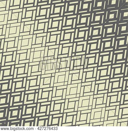 Abstract Geometric Pattern. Modern Vector Background. Gray Ornament. Graphic Modern Pattern. Simple