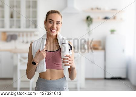 Covid-19, Active Sports At Home And Thirst, Healthcare