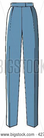 Fashionable Pants For Formal Look, Simple Trousers