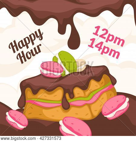 Bakery Shop Happy Hour, Price Reduction In Cafe