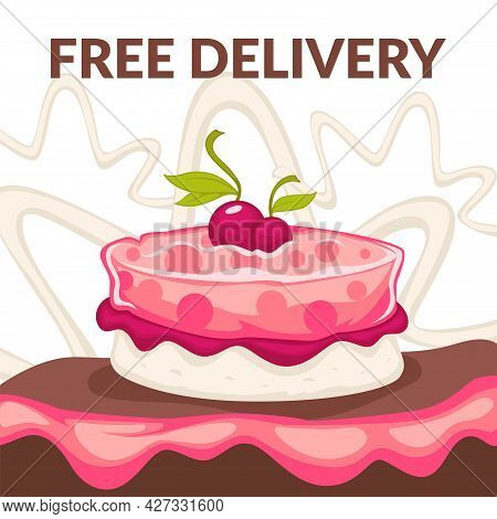 Bakery Shop Free Delivery, Cafe Or Restaurant