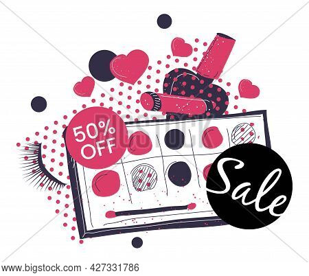 Decorative Cosmetic Sale And Discounts On Makeup