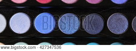 Set Cosmetics For Evening And Everyday Makeup