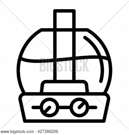 Aromatherapy Humidifier Icon. Outline Aromatherapy Humidifier Vector Icon For Web Design Isolated On