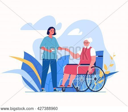 Daily Nurse. Providing Compassionate And Competent Help. Personal Hygiene For The Elderly. Nursing H