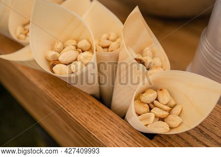 Sour Nuts, Snack To Beer On The Table