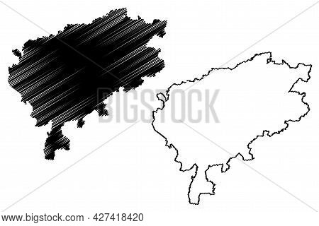 Segeberg District (federal Republic Of Germany, Rural District, Free State Of Schleswig-holstein, Sl