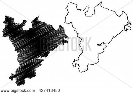 Schleswig-flensburg District (federal Republic Of Germany, Rural District, Free State Of Schleswig-h