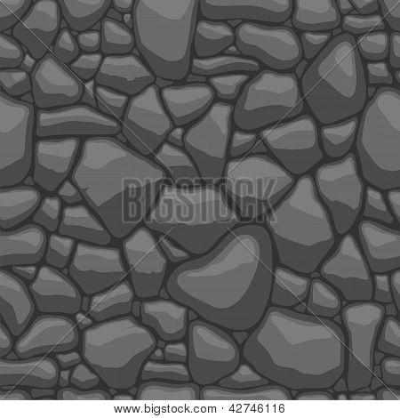 Stones Seamless Pattern