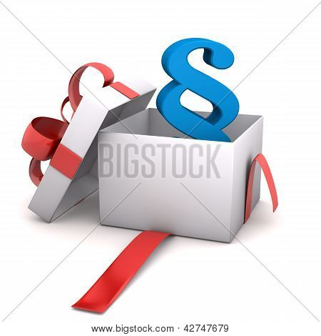 Gift Paragraph