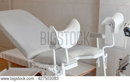 Medical Gynecological Examination Chair For Women Prophylactic Examination