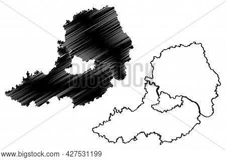 Straubing-bogen District (federal Republic Of Germany, Rural District Lower Bavaria, Free State Of B