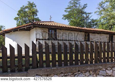 Old Houses In The Historic Village Of Brashlyan, Bulgaria