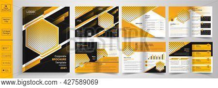 Company Profile Design,brochure Design,lookbook Design,magazine Design,catalog Design,new Clean And