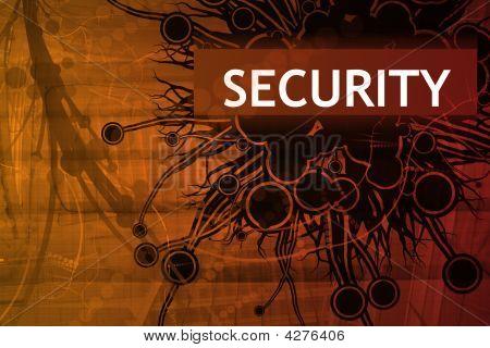 Danger Security Alert