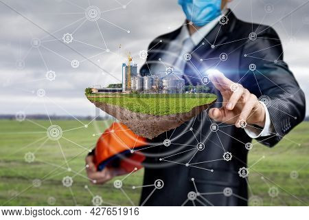 The Concept Of Construction Of Innovative Agricultural Complexes And New Modern Technologies In Agri