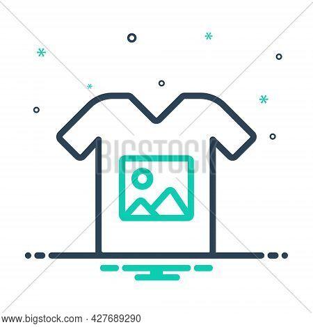 Mix Icon For Custom-printing Tshirt Print Image Custom Printing Sticker Wear Design