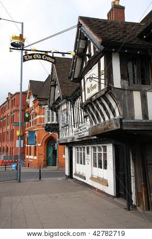 Birmingham - The Old Crown