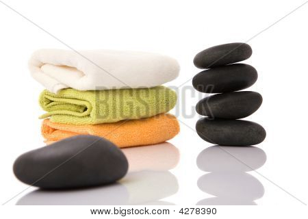 Volcanic Stone Massage