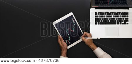 Computer Management. Finance Application For Sell, Buy And Analysis Profit Dividend Statistics. Inve