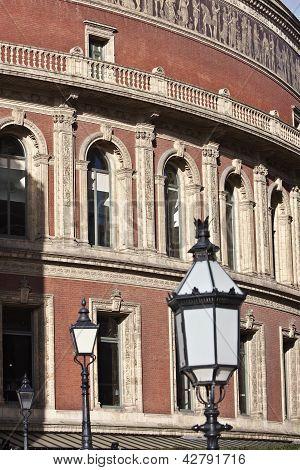 Victoria and Albert Museum in London.