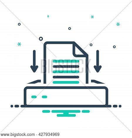 Mix Icon For Project-inbox Project Inbox Task Scheme App Application Stroage Digital Archive Documen