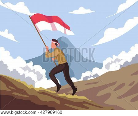The Indonesian National Heroes Day Celebration