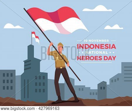 Indonesian National Heroes Day Celebration