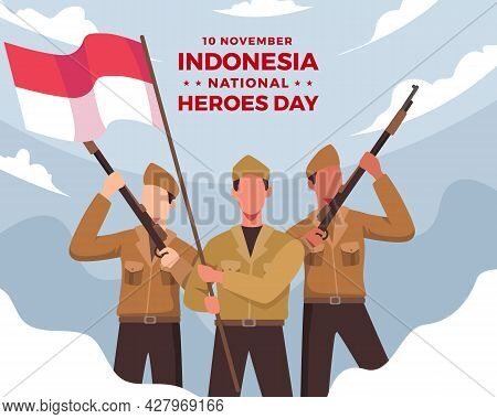 Happy Indonesia National Heroes Day