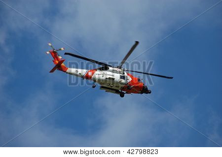 Guard Helicopter