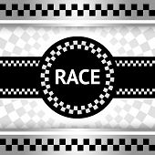 Race new backdrop, vector illustration 10eps. See my other works in portfolio. poster