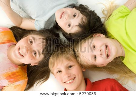 Four Children