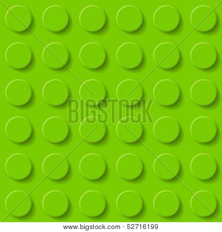 Plastic construction kit background.