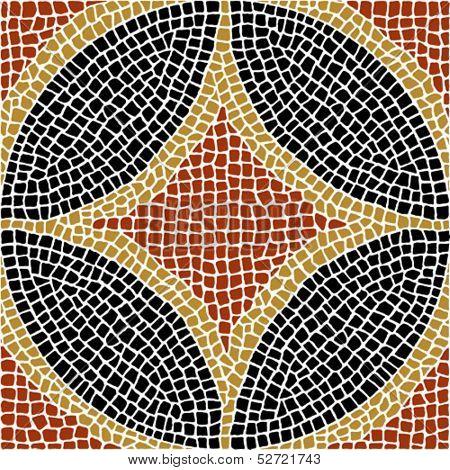 Sardis Vector mosaic.