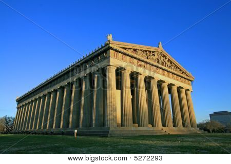 Parthenon Nashville Tennessee