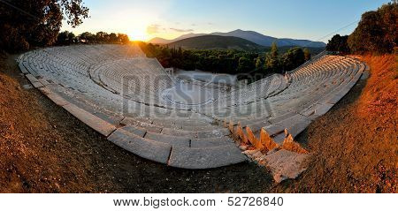 Ancient Theater Epidaurus