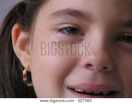 Eye In Tears