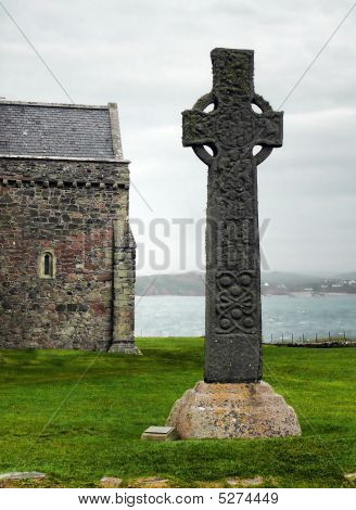 St. Martin's Cross, Iona