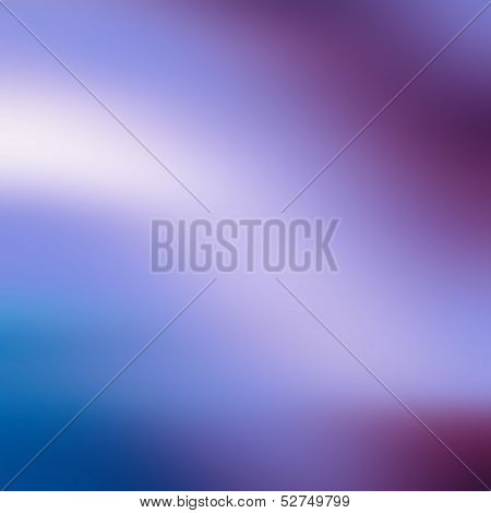 Colorful soft smooth twist light lines background poster