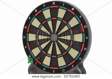 The Darts game, number 7