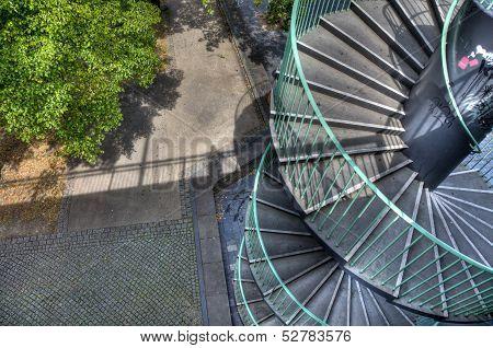 Spiral Steps Cologne